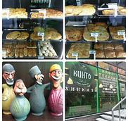 Открытие кафе-пекарни Кинто