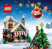 Конструкторы LEGO со скидкой до 50%!