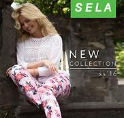 Новая коллекция SELA!