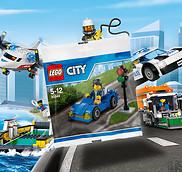 Автомобиль LEGO в подарок!