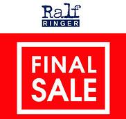 Финальный SALE в RALF RINGER!