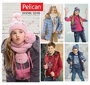Долгожданная коллекция в PelicanKids!
