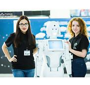 «Город роботов» в Аврора Молл!