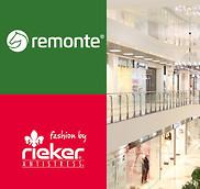 Открытие магазина Rieker и Remonte.