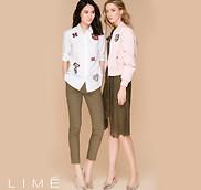 Новая коллекция от LIME!